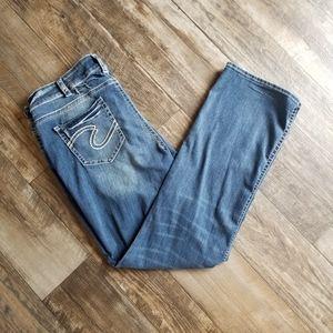 Silver Jeans SUKI Super Stretch Slim Boot